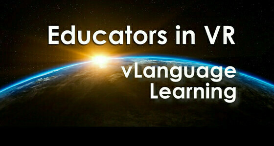Tile educators in vr alltspace tile vlanguage learning