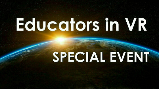 Tile educators in vr   special event altspace tile