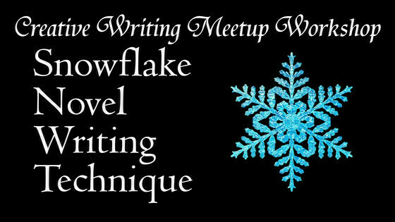 Tile creative writing snowflake novel writing technique workshop   title