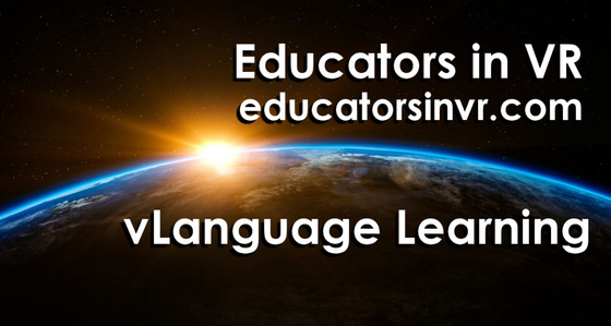 Tile educators in vr alltspace tile vlanguage learning a