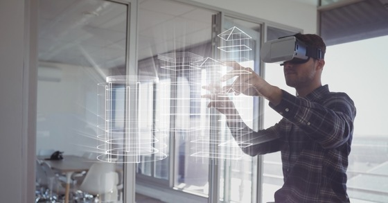 Tile virtual reality building is vr the future of construction 1