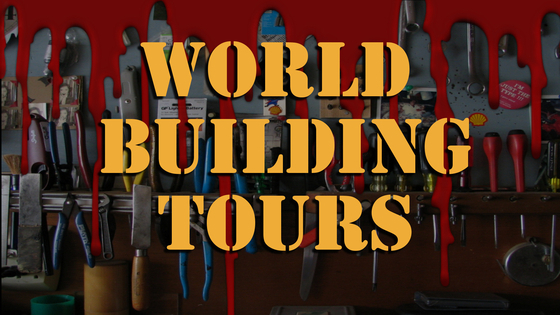 Tile world building tours halloween 2020   altspacevr