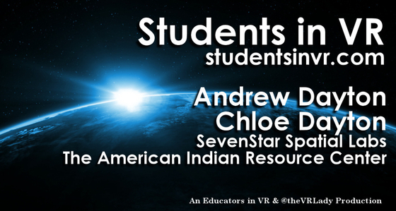 Tile d1010900frn40 students in vr   asvr title andrew and chloe dayton   sevenstar spatial labs