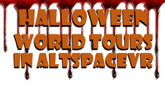 Tile halloween 2020 asvr event title