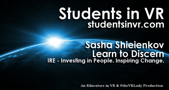 Tile d1021000frn40 students in vr asvr tile event   sasha shieienkov   learn to disern