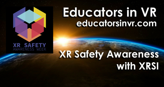 Tile educators in vr   2d xr safety awareness xrsi   altspace tile