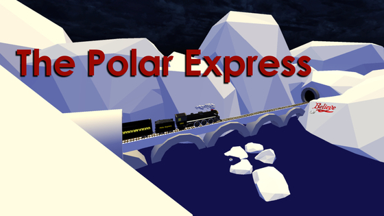 Tile polar express asvr tile 2020
