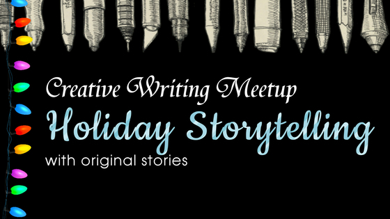 Tile creative writing   holiday storytelling 2020 tile