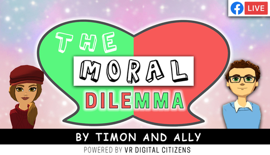 Tile the moral dillemma   timeless
